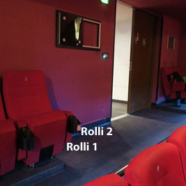 CinemaxX Saal 1