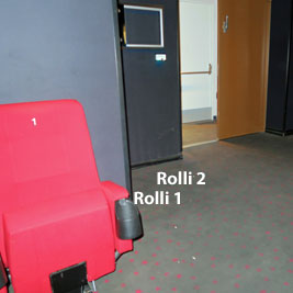 CinemaxX Saal 2