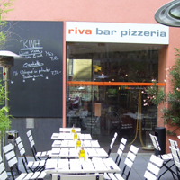 WC Riva Bar Pizzeria