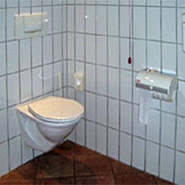 WC Alter Wirt Forstenried