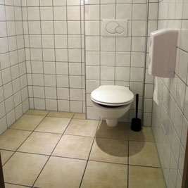 WC Gasthaus Lorber, Neuried