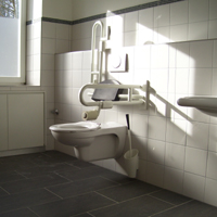 WC Reitschule