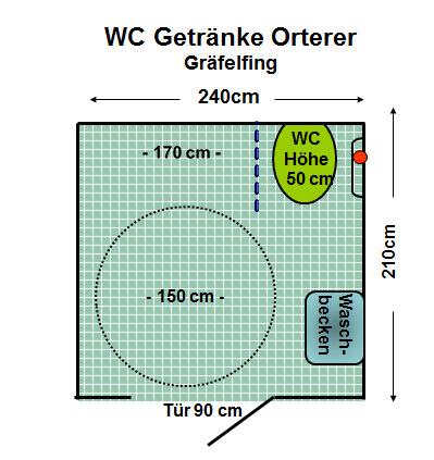 WC Getränke Orterer Gräfelfing in Gräfelfing, Landkreis München
